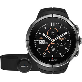 Suunto Spartan Ultra HR GPS Outdoor Watch Black